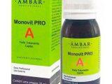 Monovit Pro A 30 Ml Ampola De Vitamina – Âmbar Profissional