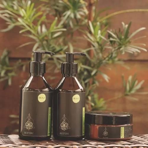 Miracle Essencial Care 3 produtos – Original Boaz Hair 250ml