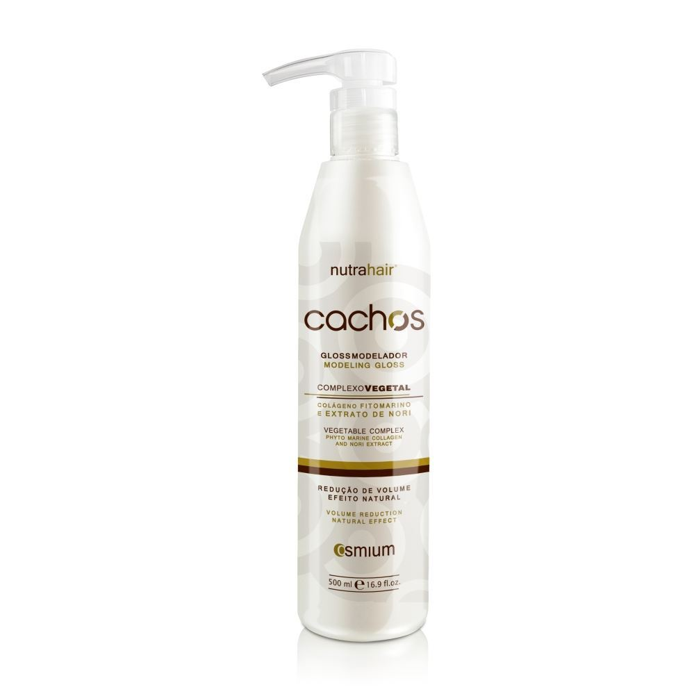 Gloss Modelador Cachos 500ml