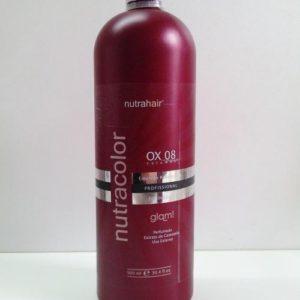 Água Oxigenada e Emulsão Reveladora Nutra Color 8%