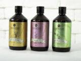Óleos Essenciais – Shampoos para lavatório – Kit Completo – Boaz Hair
