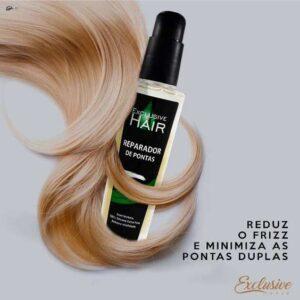 Reparador De Pontas/não Gorduroso – Exclusive Hair-Original